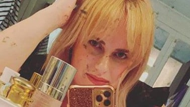 Rebel Wilson shows weight loss in chic new photos