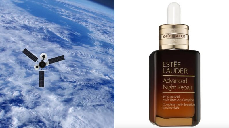 SD Lander sends a skin care serum into space