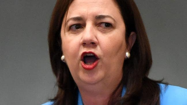 Palaszczuk under pressure over Queensland's strict border closure