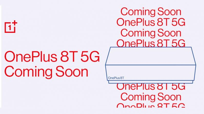 OnePlus 8T to Debut on October 14