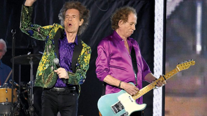 The Rolling Stones go big splash on the UK chart with the re-release of 'Coats Head Soup'