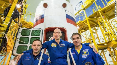 The International Space Station team will test a cabin air leak this weekend