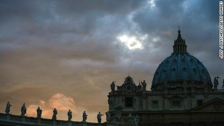 A report says China suspects the Vatican of being hacked.  Here's why