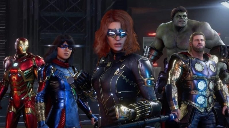 The latest Marvel Avengers patch aims to stabilize the game on PC1 Eurocommer.net