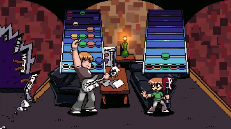 "The ""lost"" Scott Pilgrim game finally gets a reissue"