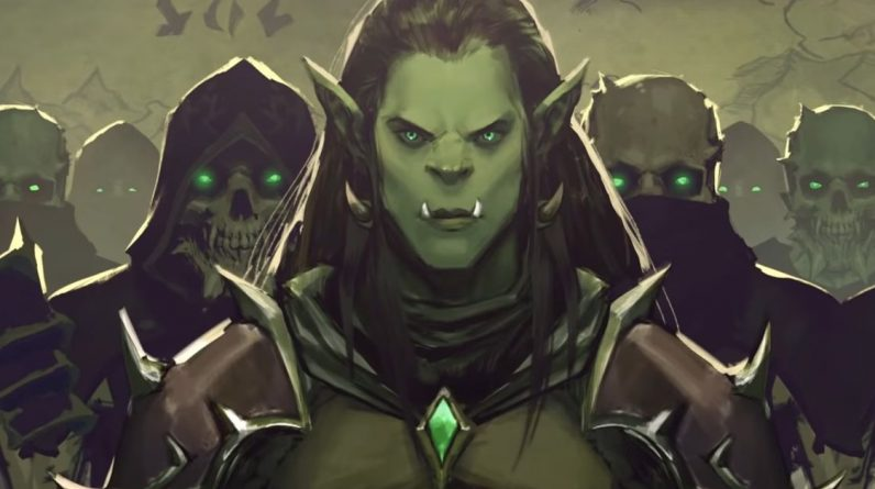 The new World of Warcraft short film shows Troll's dead mother in her new job