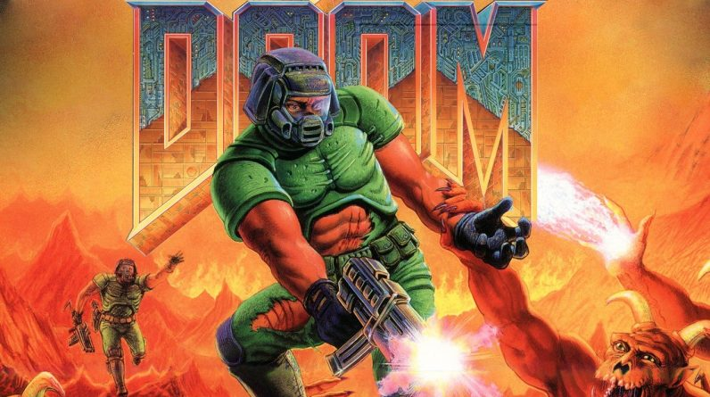 The programmer has made the Doom of 1993 operational in pregnancy testing