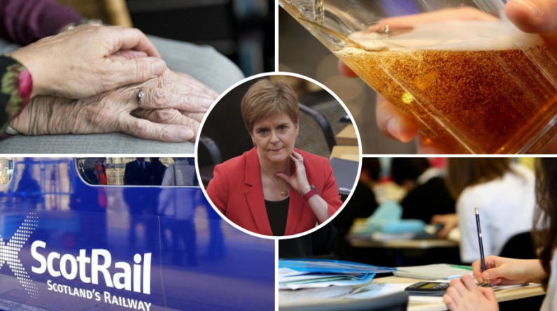 The second lock: What restrictions can be expected prior to the announcement of Nicola Sturgeon