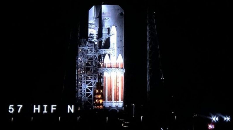 ULA delays launch of Ula satellite for 3rd time;  2 more launches are planned