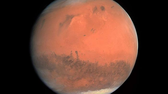 A Maxi-Mars, a Mini Moon and Meteors Light up the October Night Sky - Science