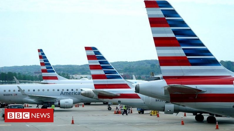 U.S. airlines lay off thousands of employees as federal relief ends