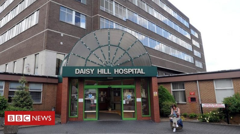 Corona virus: A sixth patient with Covid-19 died at Daisy Hill Hospital