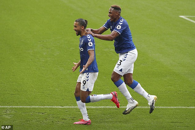 The young Everton forward has risen to the highest position at home to confirm his effort