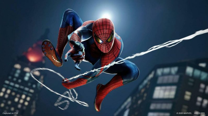 Spider-Man Creative Director PS5 Remaster Review Exceeds Respect