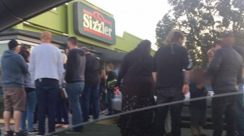 The Perth families are opening the door to Sisler after announcing the closure of all Australian restaurants