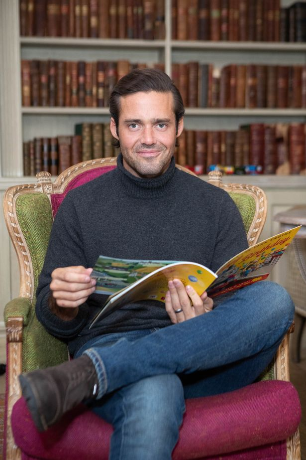 Spencer Matthews has made a fortune from The Clean Liquor Company
