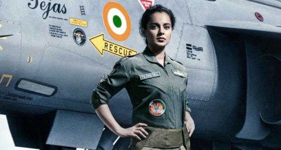 Kangana Ranaut shares a scene from her Tejas film on Indian Air Force Day