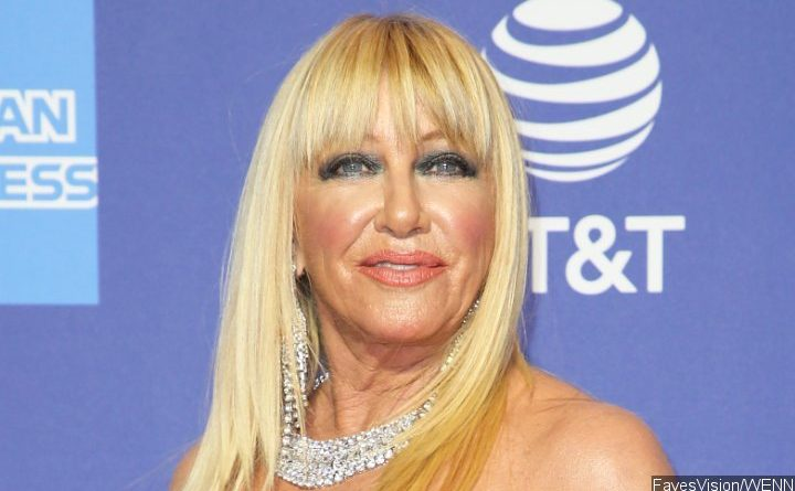 Suzanne Somers On the Mend From Neck Surgery to Correct Issues Caused by Fall at Home