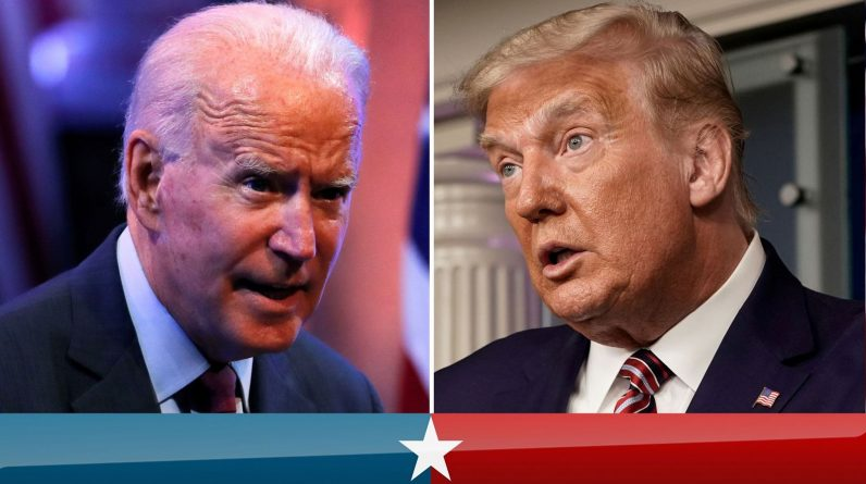 Donald Trump has pulled out of a second virtual debate with Joe Biden