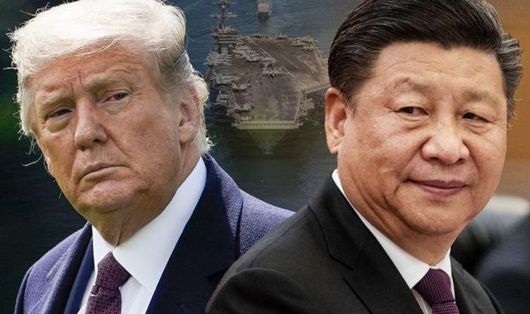 China News: Beijing US warship 'demands' immediate withdrawal from South China Sea | World | News