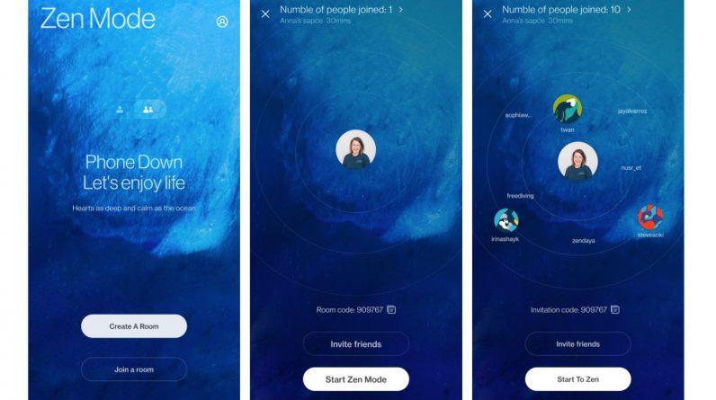 Zen Mode 2.0 Digital Detox brings room for new themes