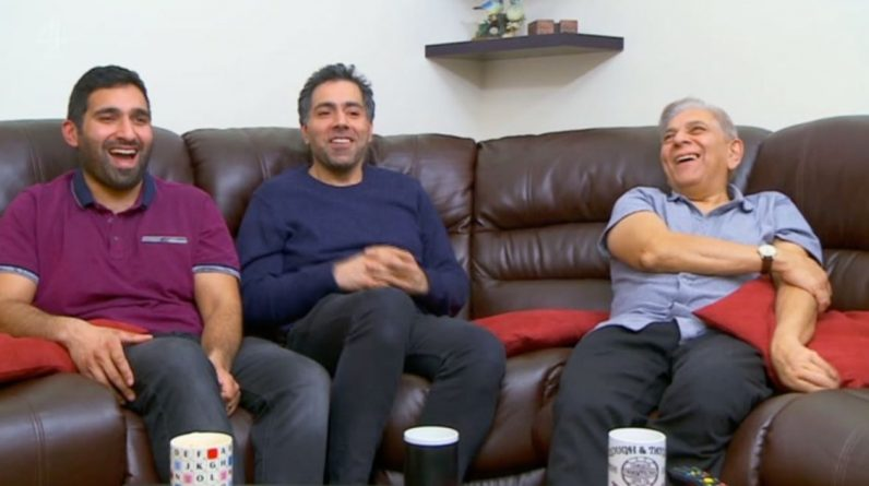 Gogglebox's Siddiqui family shares a rare picture of an 'unseen' mother