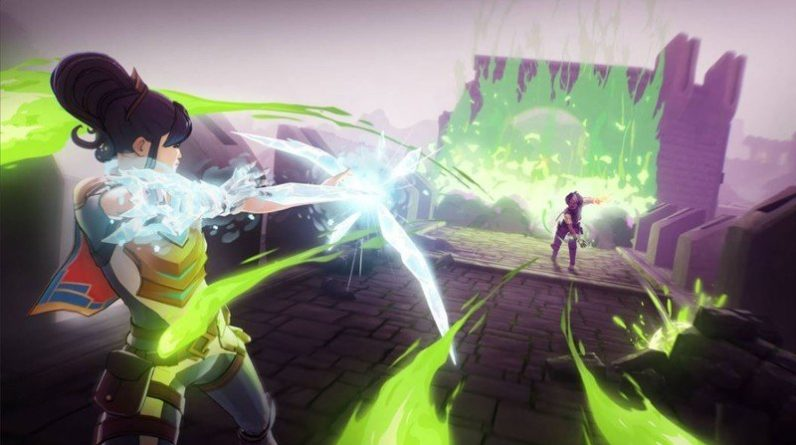 Spellbreak's first seasonal update on October 22nd with new skills, methods and Halloween content releases