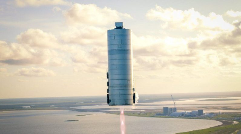 Elon Musk 'speculation' could send a spacecraft to Mars by SpaceX 2024