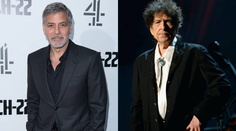 Bob Dylan and George Clooney work together on the John Grisham adaptation