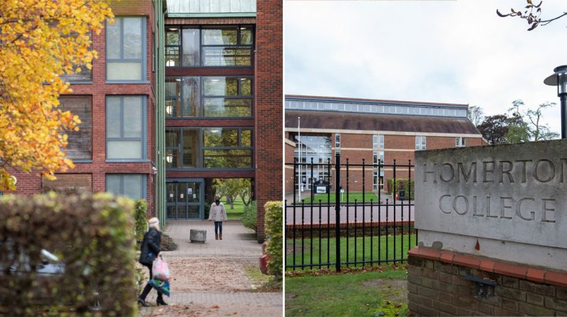 More than 220 Cambridge students were asked to self-isolate in auditoriums after 18 cases