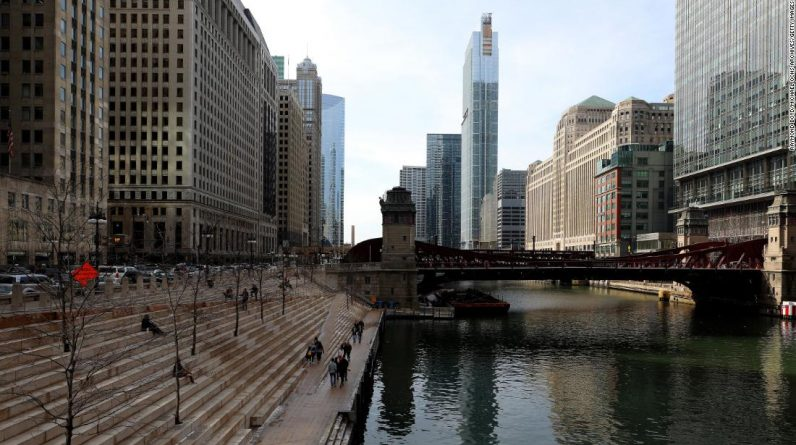 Chicago has been named America's 'Best City' for the sixth year in a row