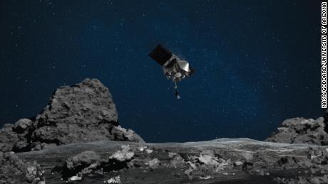 NASA's OSIRIS-REx mission prepares to touch an asteroid