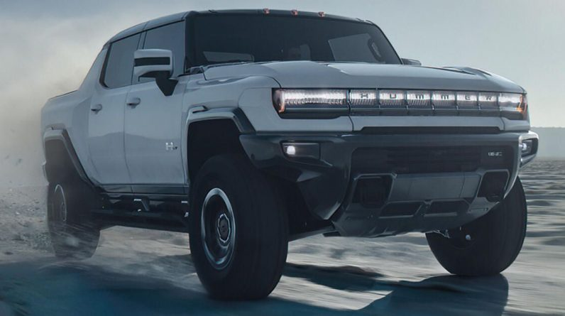 WDF, mate: GMC Hummer EV's Watts to Freedom launch mode here