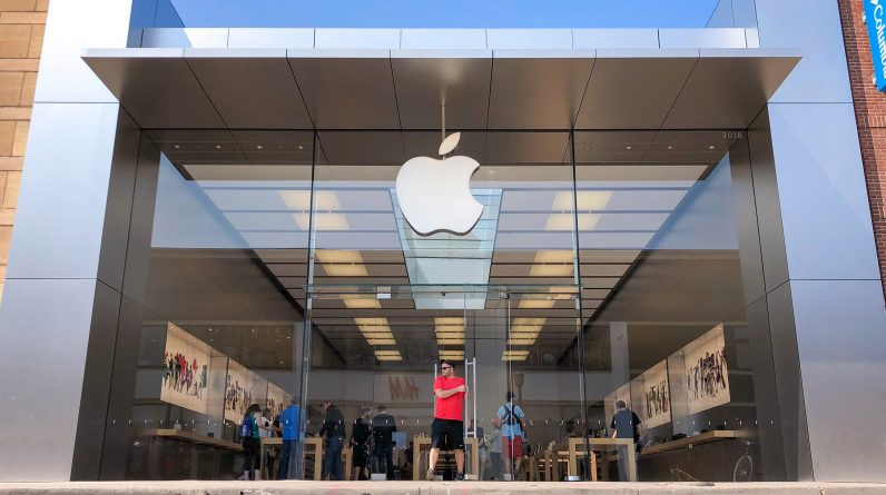 Apple Uptown in Minneapolis is permanently closed