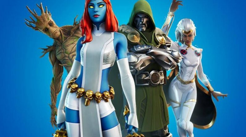 Fortnight's Marvel deal will last for many years and is part of a larger metawares master plan.