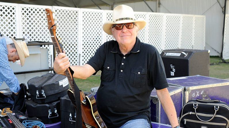 Texas singer and songwriter Jerry Jeff Walker dies at 78