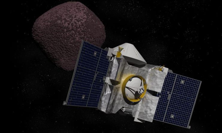 NASA is working to prevent further loss of the OSIRIS-REx asteroid model