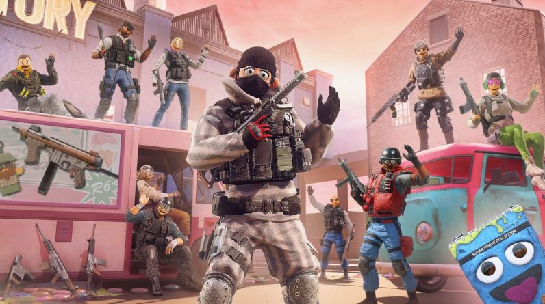 Rainbow Six gets less time for siege Halloween mode responds to sugar fear,