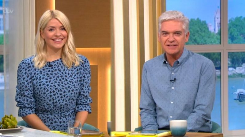 Philip Schofield responds to Holy Willoughby 'hate' claims and addresses their future this morning