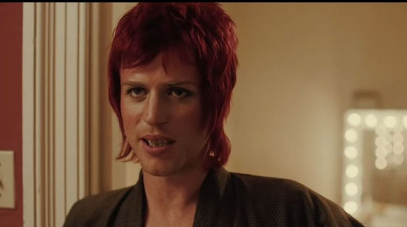 Stardust depiction of David Bowie 'not an impersonation', says director