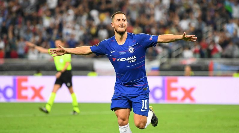 Eden Hazard mentions Chelsea's return as Frank Lampart praises Hakeem Jiech's first blues start