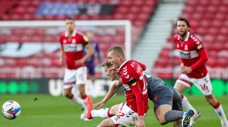 Middlesbrough 0-0 Nottingham Forest Live: Positive start from Borough looking for starter
