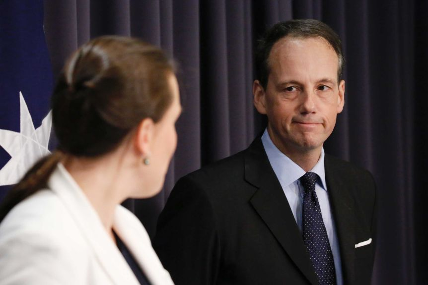 Financial Services Minister Kelly O'Dwyer has announced James Shipton as the next ASIC chairman