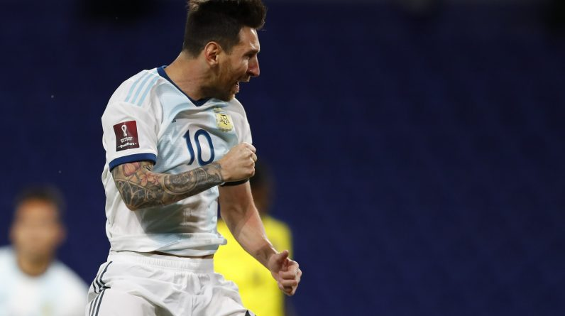 Argentina, Uruguay win long-awaited World Cup qualifiers
