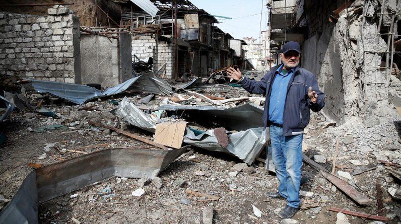 Armenia, Azerbaijan say Nagorno-Karabakh failed to fight