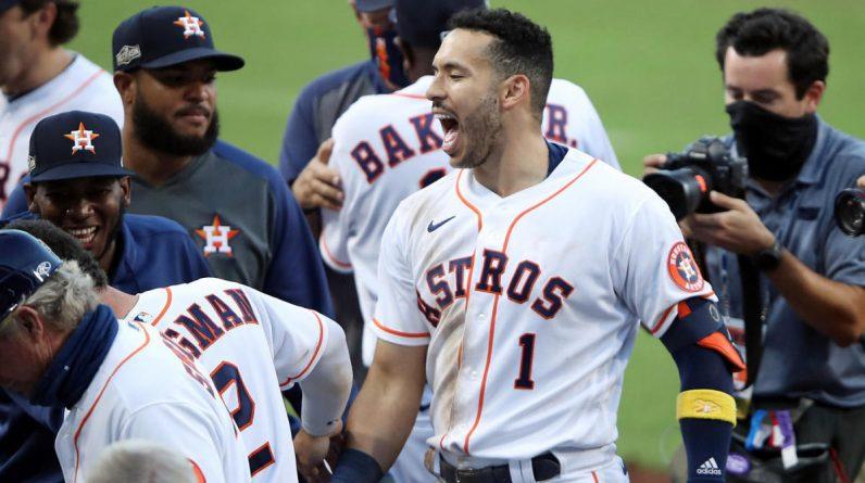 Astros vs. Race Score: Carlos Korea's Walk-off Homer keeps Houston's season alive in ALCS Game 5