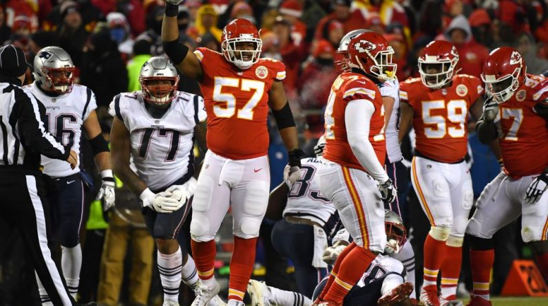 Chiefs' game against patriots Monday night | Fox 4 Kansas City WDAF-TV