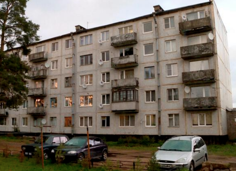 Picture family apartment complex. Source: 78.ru.