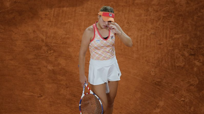 Coach?  Motivation?  Sofia Kenin's dad moves on, and the Paris rivalry changes