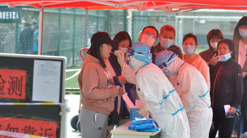 Corona virus back in China: Qingdao's entire city tested after 12 Govt-19 cases detected